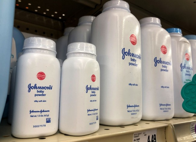 Supreme Court Denies Johnson & Johnson's Appeal to Throw $2 Billion Penalty in Talc Baby Powder Cancer Verdict