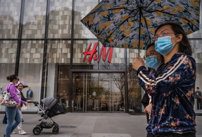 China Accuses Western Brands of Selling Substandard, Harmful For Kids Products