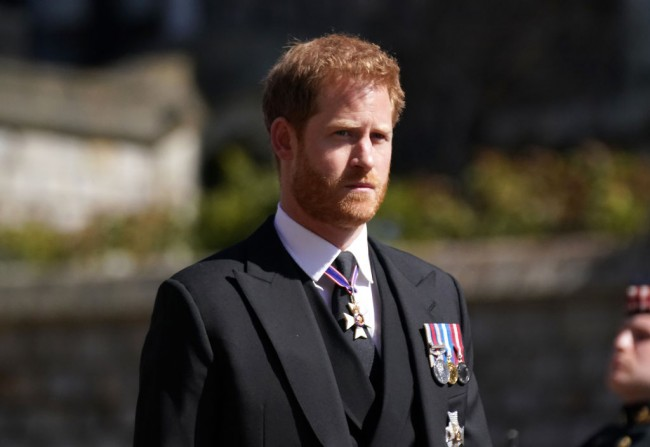 Prince Harry Is 'Selfish and Immature,' Claims Biographer; Royal Family Worries About His Mental Health