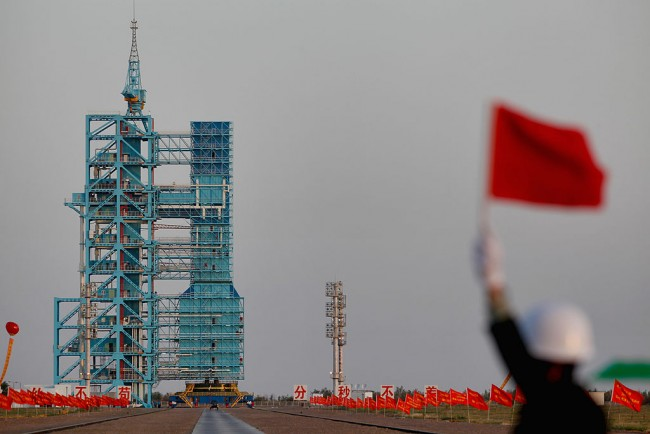 China Successfully Launches First Astronauts for Space Station Construction After Being Banned From ISS
