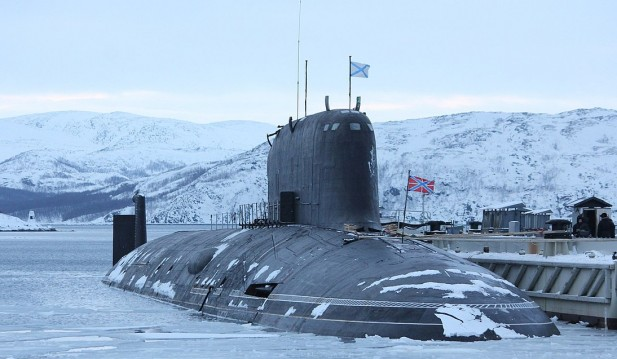 Russia's Newest Submarines Are Equal to America's, American General says They Pose a Threat