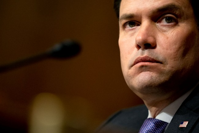 Marco Rubio Prepares a Bill for New Sanctions Against China as as He Braces for Re-Election