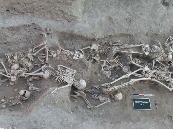 Early Variant of Bacteria that Caused Black Death Plague Preserved in 5,000-year-old Skeleton Found in Latvia