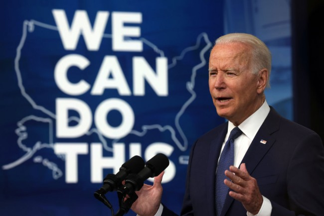 Joe Biden Warns Unvaccinated Americans Put Communities At Risk; Offers New Strategy After Missing Goals