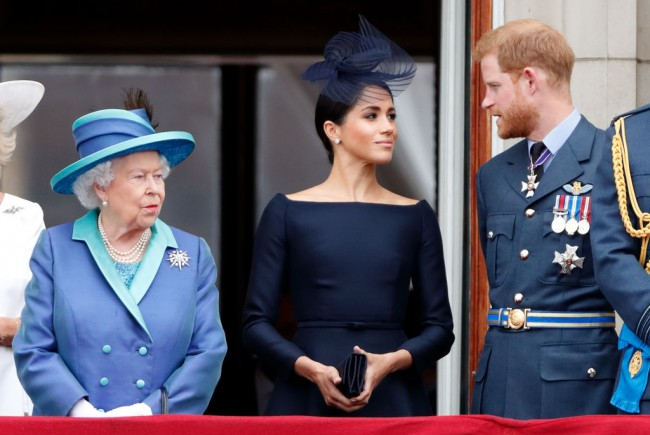 Prince Harry, Meghan Markle Enrage Over Queen Elizabeth II, Prince Charles' Control Over Money and Public Image, Royal Expert Says