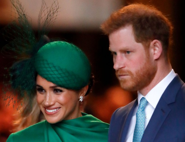 How Lilibet's Christening Could Mend Prince Harry, Meghan Markle's Rift  With The Royal Family