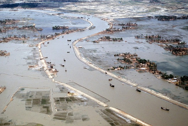 NASA Warns that US Coasts will be Flooded due to Higher Sea Level Causes by Global Warming in Ten Years
