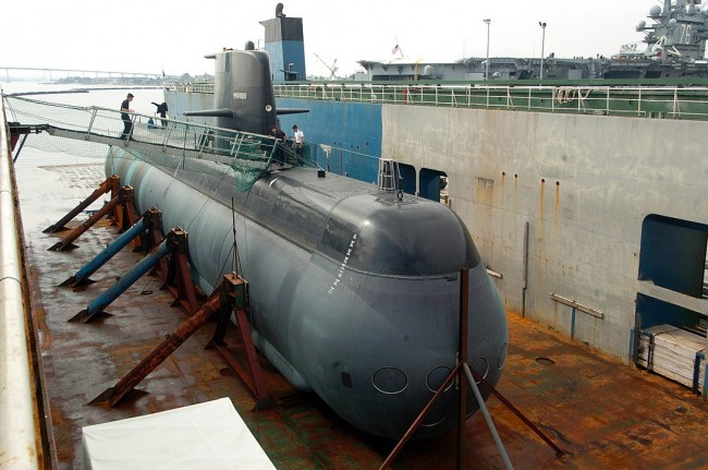 Inexpensive Swedish Diesel Submarine Sank Powerful US Carrier with Simulated Torpedoes in Wargames 2005, Left the US Navy in Shock