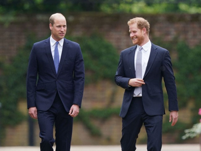 Prince William, Prince Harry Coincidentally Linked to Two Sisters, But Fergie Says Diana Would be Proud of Their Wives