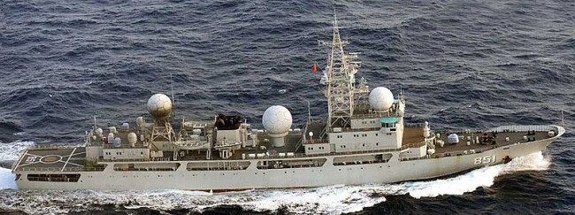 Xi Jinping Threatened Suspicious Australia for Monitoring a Chinese Spy Ship Just off its Boundaries