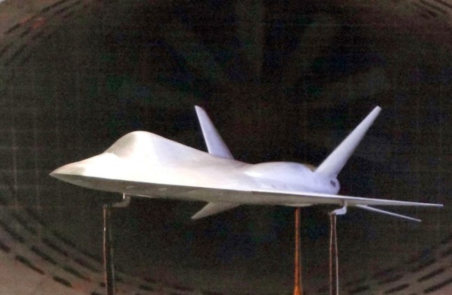 Russia Unveils New Fighter Jet to the West has Alleged Similarities to the F-22