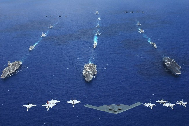 The U.S. Navy Has 5 Advanced Weapon Systems