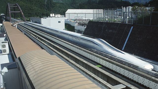 China is Hoping they Have the Speediest Maglev Train that Travels 370 miles per hour or More in the World