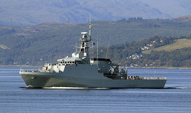 Britain Deploys Two Patrol Ships to Indo-Pacific, After the Queen Elizabeth and Strike Group Steams for Japan After Xi's Nuclear Threat