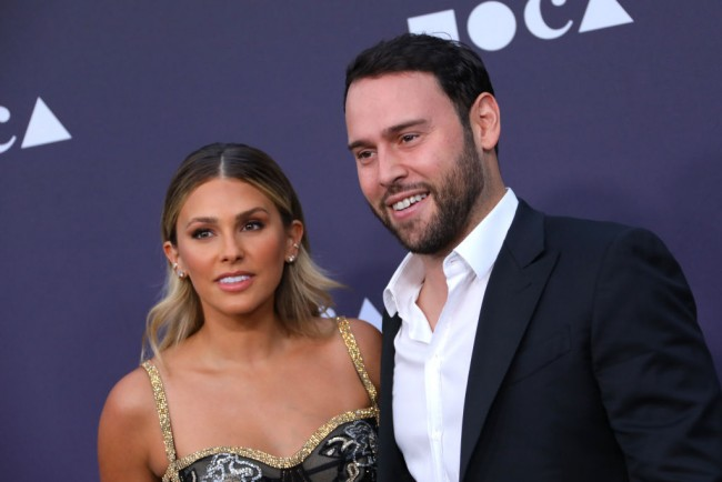 Justine Bieber's Manager Scooter Braun Files for Divorce, After Affair Rumors With Erika Jayne