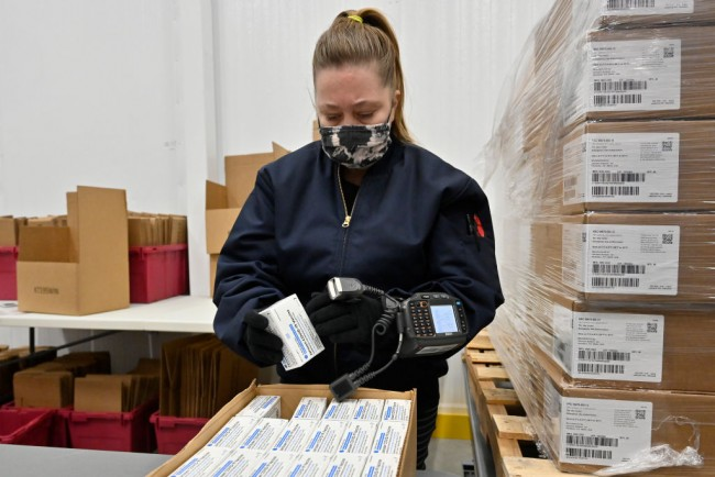 Johnson & Johnson Vaccine Begins Shipment After FDA Authorizes Emergency Use
