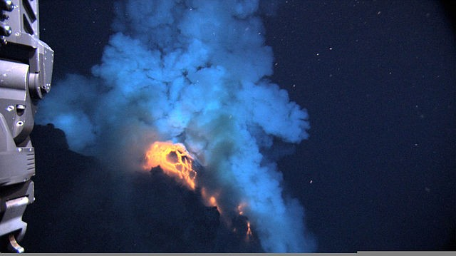 Scientists Dubs Discovered Underwater Volcano in Australia the Eye of Sauron, After the Dark Lord of Mordor