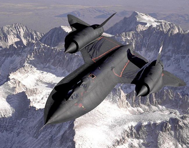 The SR-71 Spy Plane Gave an Amazing Farewell Flight Hurtling from Coast to Coast in the US at Mach 2.2, Till Now Nothing can Match it
