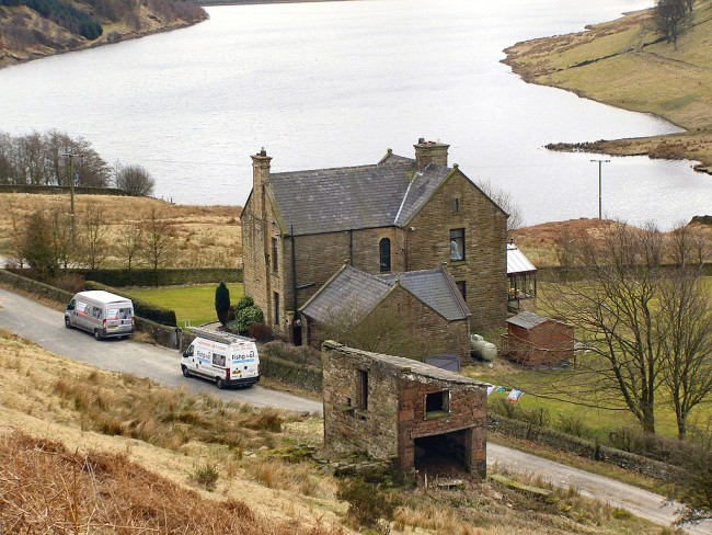Submerged English Village Remembered After it Was Sunk in a Reservoir Some Sixty Years Ago