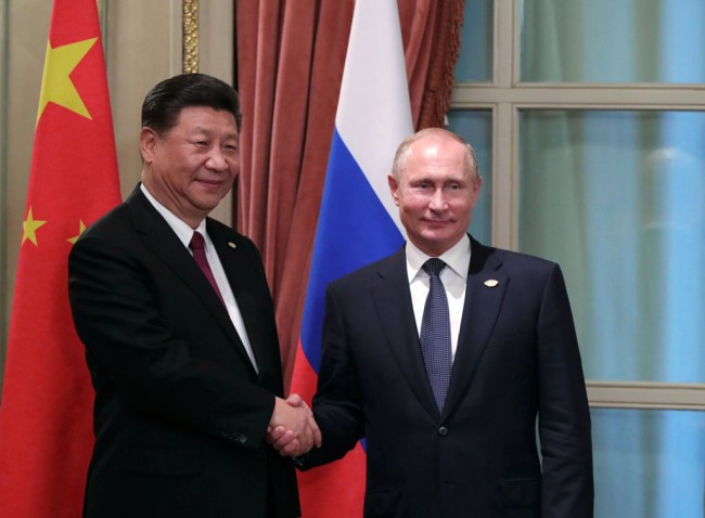 Russia, China Offers Support to Syria as Joe Biden Moves to Wind Down Afghanistan-Iraq War