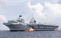 British Supercarrier Queen Elizabeth Sails into the South China Sea, Ignores Beijing Warnings and Joins Allies Against China