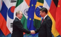 Russia, China Team Up for Military Force Training Against Terror; Pose Daily Threat With Lasers and Missiles in Space