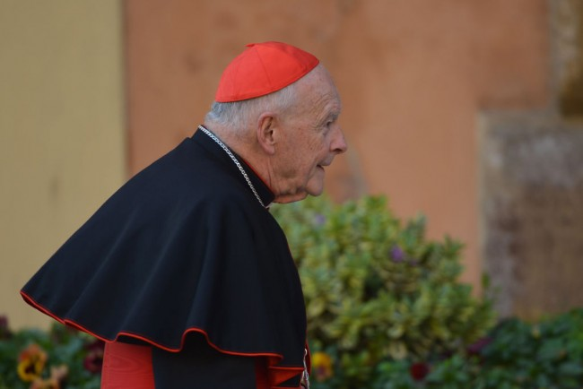 VATICAN-POPE-CONCLAVE-MEETING-CARDINALS