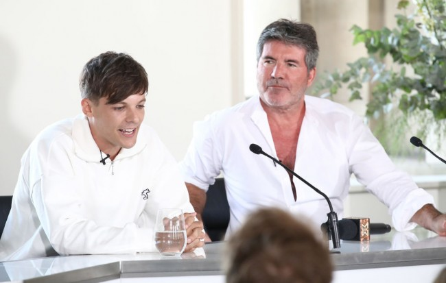 'The X Factor' Photocall