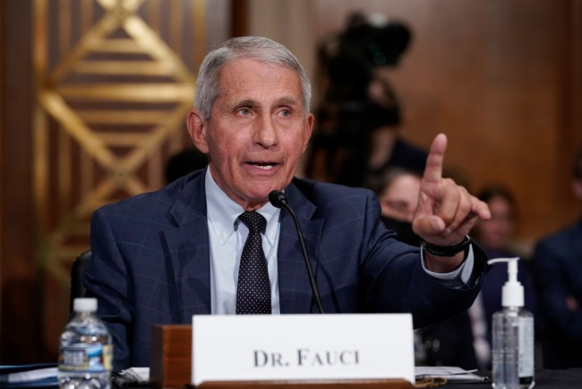 Anthony Fauci Worries About The Sturgis Motorcycle Rally, Possible Worse COVID-19 Variant Than Delta If People Don't Get Vaccinated