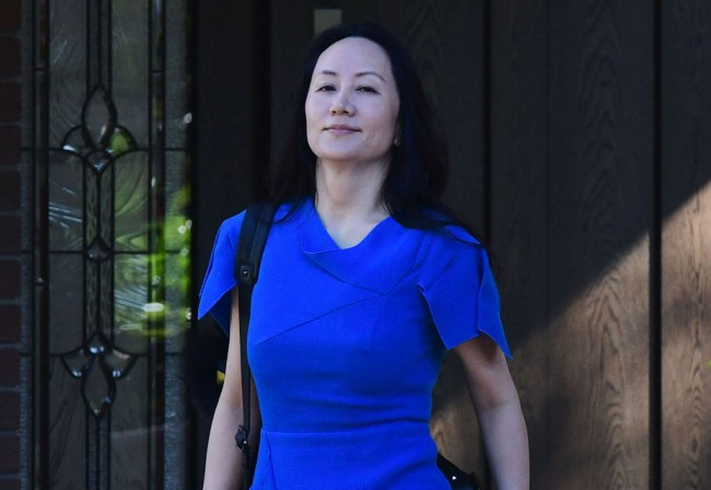 Canada Says Huawei CFO Meng Wanzhou Receives Fair Extradition Proceedings Despite China's Sentences to Two Canadian Citizens