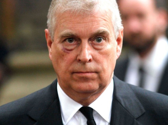 Prince Andrew Sexual Abuse Claim Prompts Royal Family to Review Titles; Jeffrey Epstein's Employee Plans to Testify Against Him