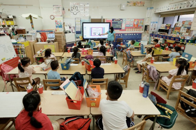 Some New York City Classrooms Go Remote After Positive Covid Cases During Summer Sessions