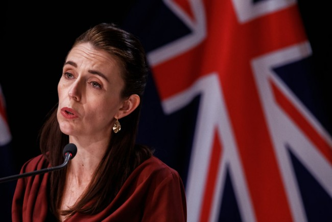 Prime Minister Jacinda Ardern Announces Lockdown Extension For All Of New Zealand