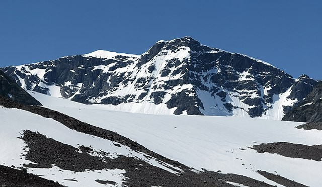 Sweden's Kebnekaise No Longer Highest Peak; Study Finds Shrinking Caused by Climate Change