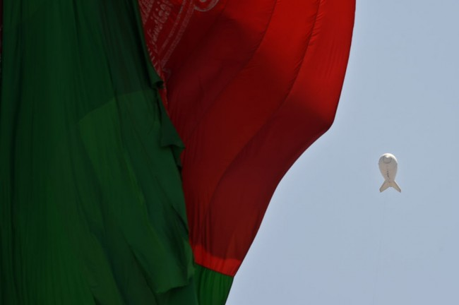 AFGHANISTAN-POLITICS-INDEPENDENCE DAY