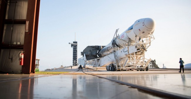 SpaceX Cannot Lift Off Due to Liquid Oxygen Shortage as COVID-19 Patients Need Them in Hospitals