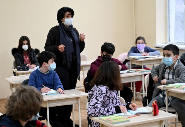 GEORGIA-HEALTH-VIRUS-EDUCATION
