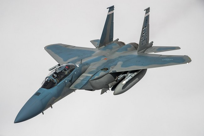 F-15 EX Eagle II Might Not be Suitable in 5th Generation Air Combat