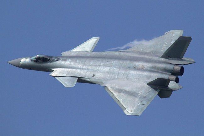 China's Stealth J-20 Jet is Exposed why it Should not Engage in A Dogfight or Be on the Defensive