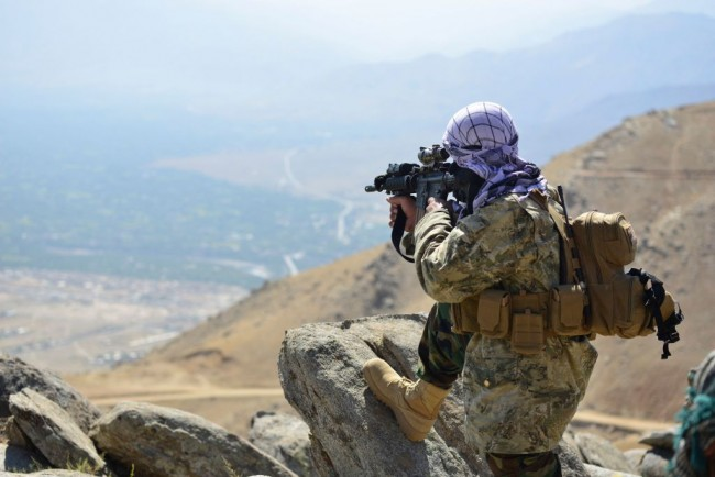 AFGHANISTAN-CONFLICT