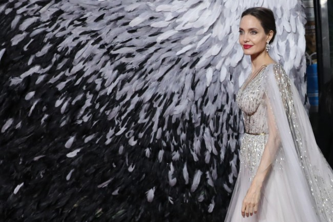 Harvey Weinstein Denies Angelina Jolie's Sexual Assault Accusations Saying Actress Seeks Publicity For Her Book