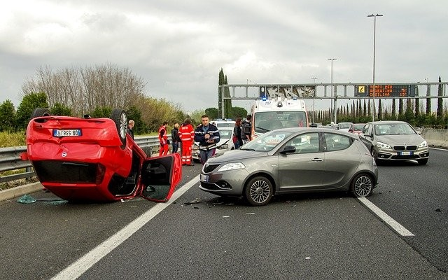 The Top 4 Causes Of Car Accidents And How To Avoid Them