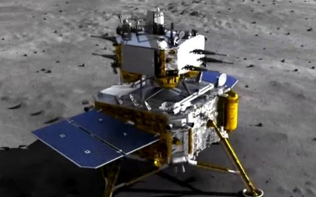 Chang'e 5 Makes Unexpected Course Change from Deep Space to a U-turn Back to the Moon for Reasons Unknown