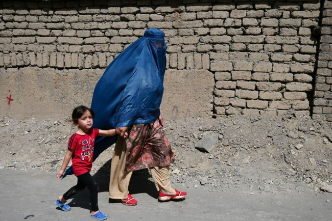 Afghan Father Forced to Sell Daughter to Save Rest of Family From Starvation as Millions Face Crisis in Afghanistan Under Taliban Regime
