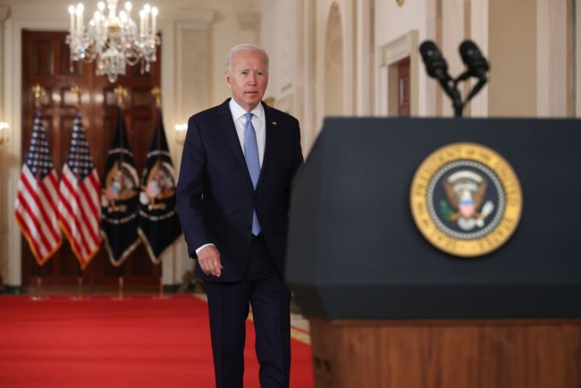 Joe Biden Won't Be Able To Finish Presidential Term as More Americans Turn Against the President, International Expert Claims