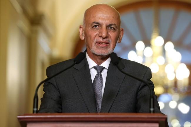 Speaker Pelosi Hosts Bipartisan Meeting With Afghan President Ashraf Ghani