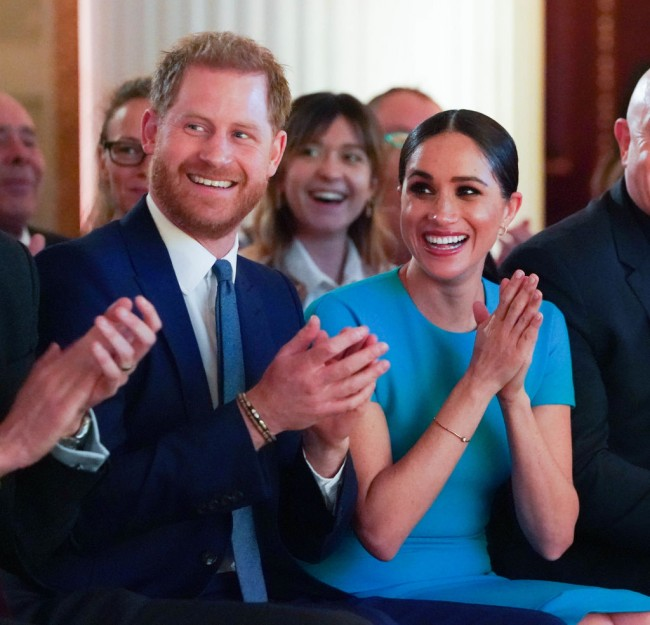 """Prince Harry, Meghan Markle Accused of """"Breathtaking Entitlement"""" Amid Request to Baptize Daughter, Lilibet in the UK"""