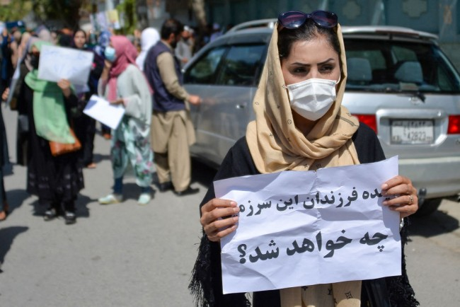 Taliban Murdered Woman in Cold Blood As Retribution for Opposing the Jihadist Regime