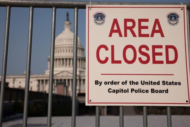 Capitol Police Warns Potential Violence on September 18 Rally Supporting January 6 Suspects; Security Fencing Reinstalled