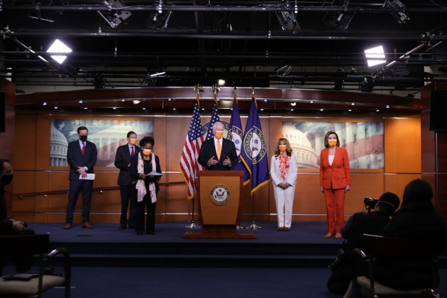 Democrats Urge Family Stimulus Checks To Last Until 2025 as Payments Help Millions of Americans Out of Poverty Last Year